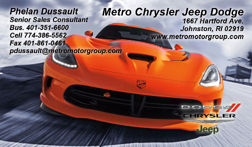 Metro Chrysler Jeef Dodge